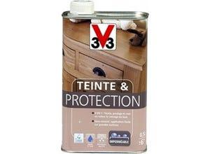 Teinte   Protection Chêne moyen Mat - 0.5L