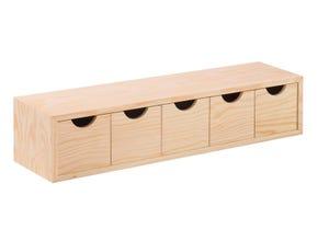 Minibloc 5 tiroirs