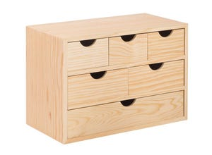 Minibloc 6 tiroirs
