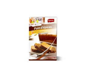 Mix pain d'épices 400g