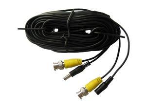 Câble 50 m vidéo + alimentation pour caméra
