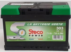 Batterie automobile Steco 303