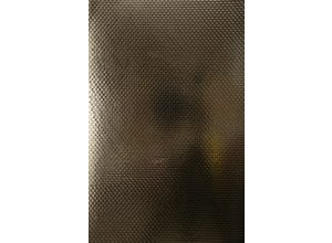 Adhésif décoratif métal 45cm x 1,5m - métro alu