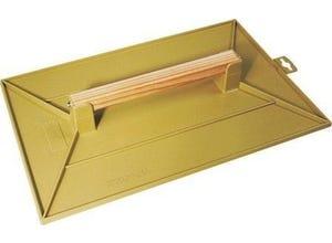 Taloche ABS rectangle jaune TALIAPLAST