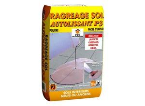 Ragréage sol autolissant p3 PRB