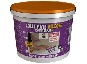 Colle pâte allégée carrelage 15kg