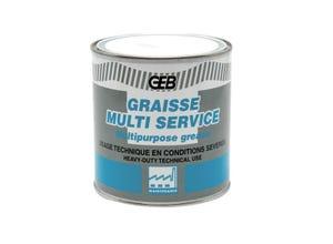 Graisse multi-services pot 600g