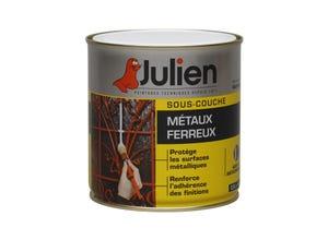 J5 - Métaux ferreux Blanc Mat