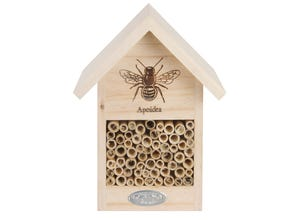 Abri abeilles silhouette