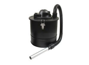 Aspirateur à cendres motorisé 18L - tuyau 1m
