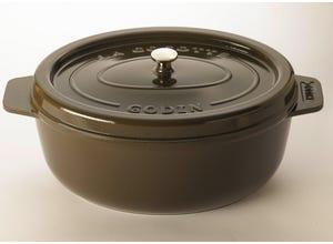 Cocotte ovale 30 cm - 5 L
