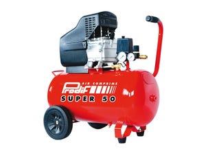Compresseur d'air coaxial 50 L 2 CV