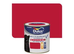 Peinture multi-supports ext satin Rouge Coquelicot