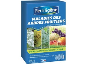 Fongicide maladies des fruitiers - 350 g