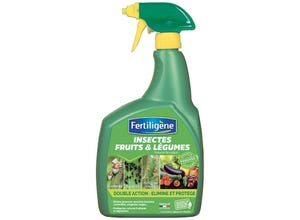 Insecticides fruits et légumes prêt à l'emploi - 800ml