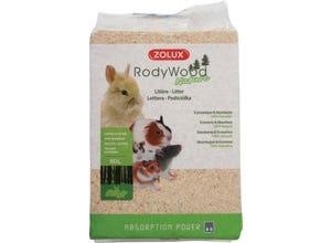 Litière végétale 100% naturelle pour rongeurs - 60L