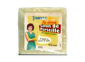Savon de marseille à l'huile d'olive cube 300g Fabulous
