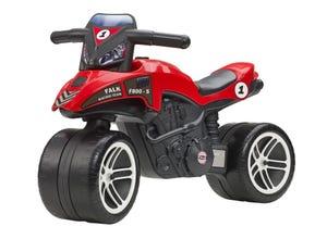 Porteur moto racing team rouge 500