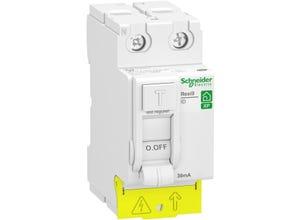 Interrupteur différentiel 30mA 40A type AC