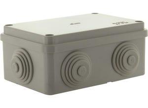 Boite carrée étanche 120x80x50mm/IP55