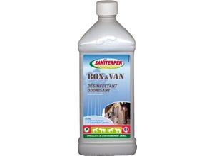 Box et Van Désinfectant Odorisant 1L