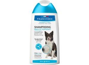 Shampooing doux et hydratant - chien - 250 ml