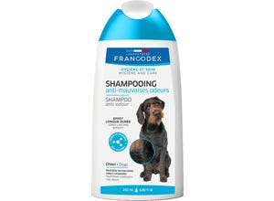 Shampooing anti-mauvaises odeurs - chien - 250 ml