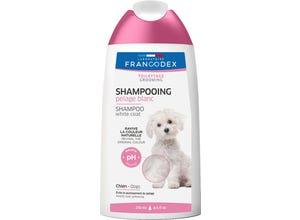 Shampooing pelage blanc - chien - 250 ml