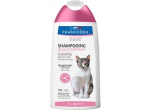 Shampooing doux et hydratant - chat - 250 ml