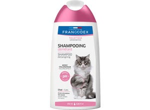 Shampooing démêlant - chat - 250 ml