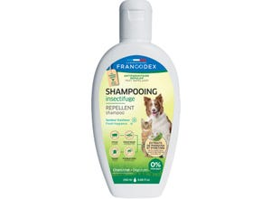 Shampooing antiparasitaire répul. chien/chat 250 ml