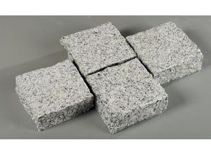 Pavé pierre naturelle granit L10 x H10 cm