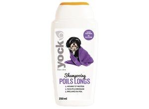 Shampoing Chien poils longs - flacon 250 ml