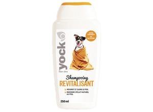 Shampoing revitalisant pour chien - flacon 250 ml