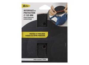 Interface protection plateau 125 mm 8 trous