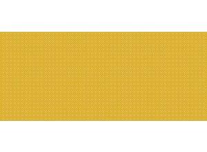 Adhésif décoratif 45cm x 2m - Clara moutarde