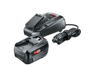 Pack Batterie 18V 1 batterie 4,0Ah + chargeur AL1815CV