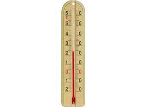 Thermomètre bois 22cm