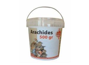 Arachides décortiquées - Seau de 500g - BELCANTO