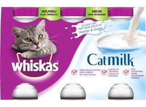 Catmilk lait pour chat et chaton - bouteille 3x200mL