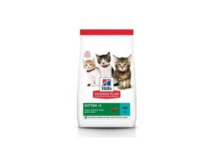 Kitten croquettes pour chaton au thon 1.5 kg