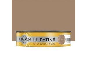 Patine Meuble le patiné Or Blanc 150ml