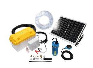 Pompe solaire Solar-Basic