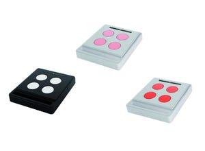 EccoKit : 3 télécommandes radio
