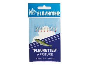 "Ligne ""Fleurettes à Friture"" - 8 Ham. N°12"