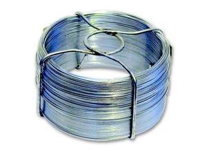 Fil métallique acier galvanisé