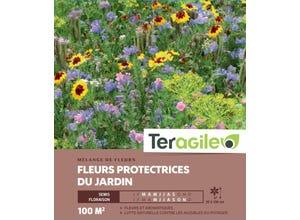 Fleurs Protectrices du Jardin - 100 m²
