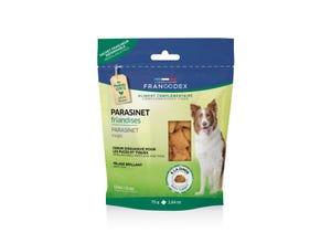 Friandises parasinet pour chien - 75 g