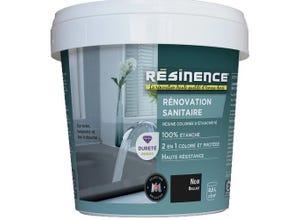 Rénovation Sanitaire Noir brillant 500ml