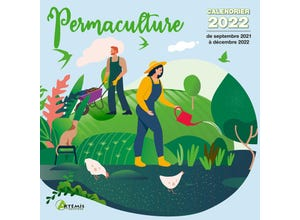 Calendrier permaculture 2022